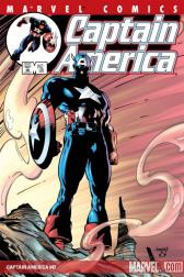 Captain America #42 