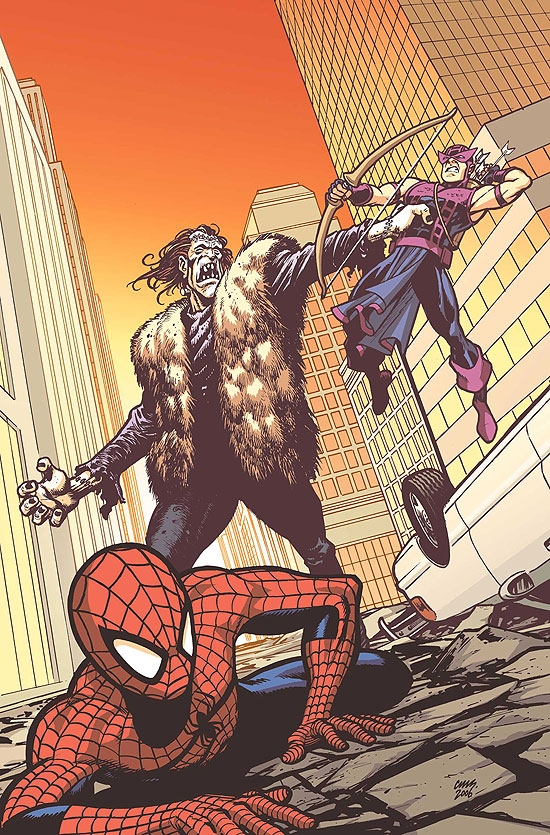 MARVEL ADVENTURES SPIDER-MAN (1986) #20 COVER