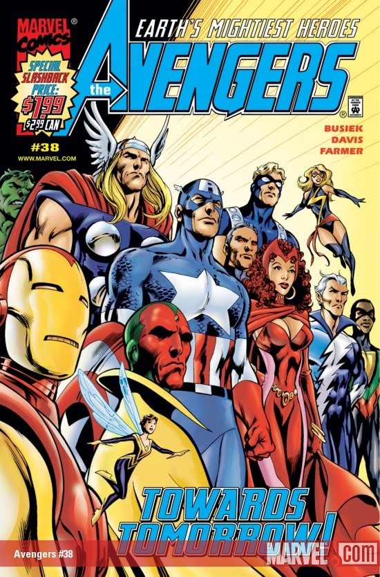 Avengers #38