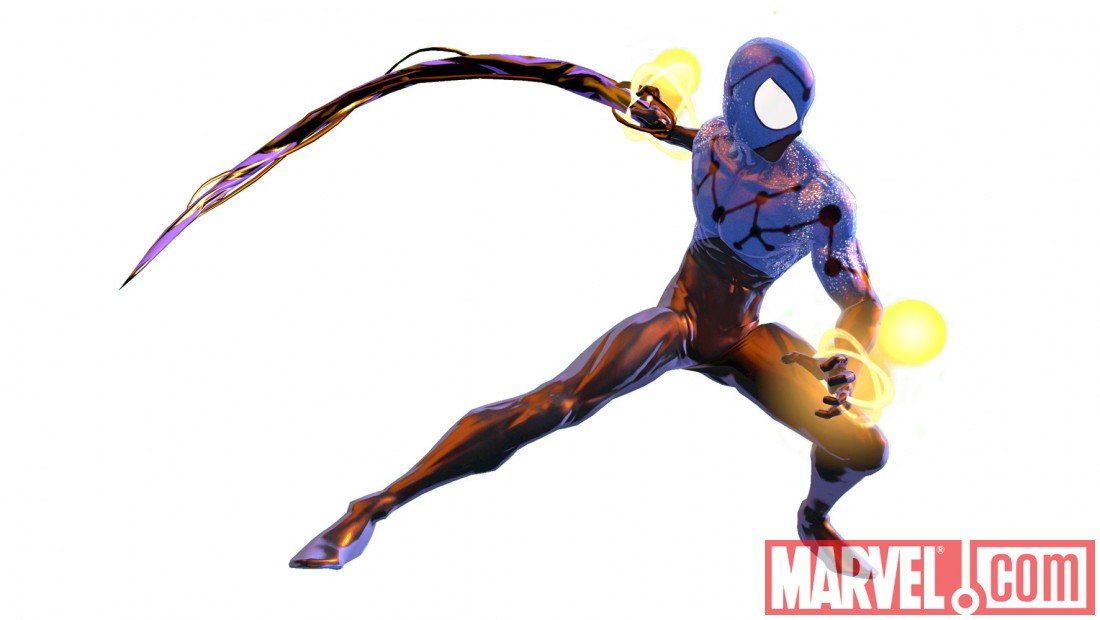 ''Spider-Man: Shattered Dimensions'' Cosmic Spider-Man - Ultimate version