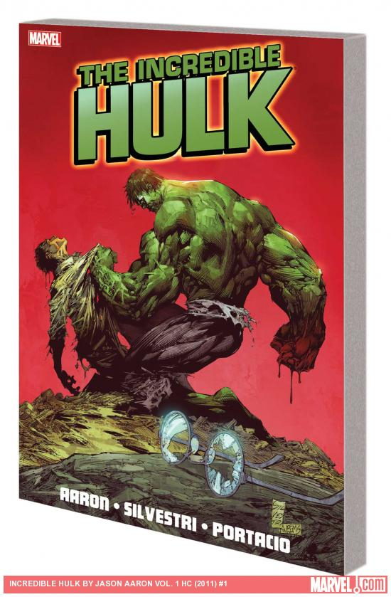 INCREDIBLE HULK BY JASON AARON VOL. 1 TPB