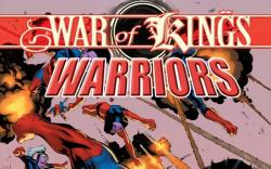WAR OF KINGS: WARRIORS - GLADIATOR #2