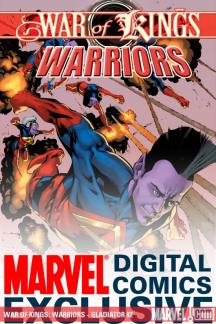 War of Kings: Warriors - Gladiator (2009) #2