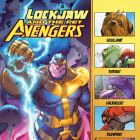 Lockjaw and the Pet Avengers Assemble for a Debut Sell-Out