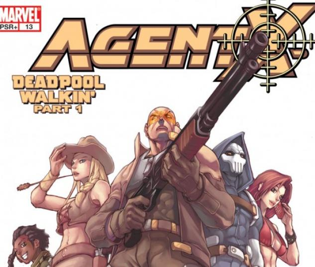 Agent X #13