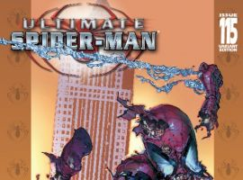 Ultimate Spider-Man #115 Zombie Variant