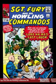 Sgt. Fury and His Howling Commandos (1963) #4