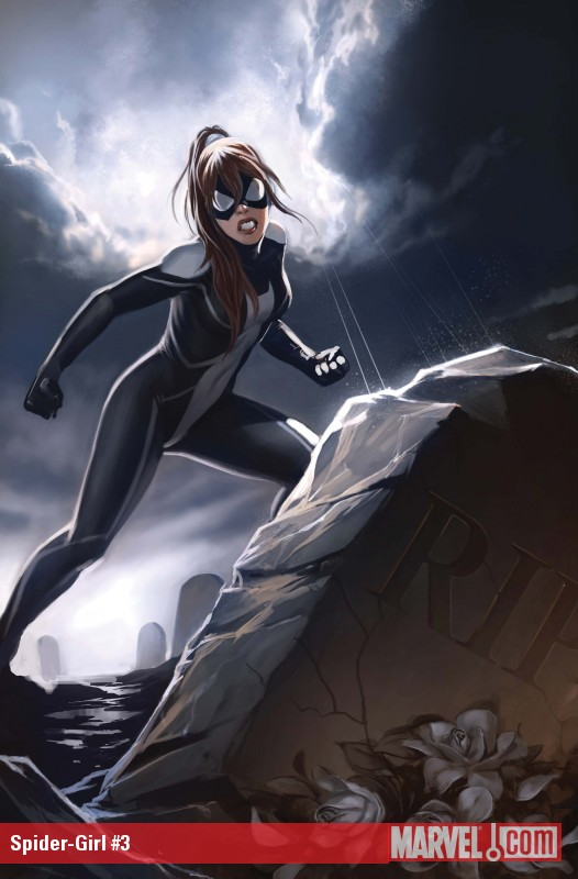Spider-Girl (2010) #3 cover