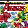 Avengers (1963) #130 Cover