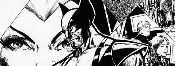 Slash into Savage Wolverine with Phil Jimenez