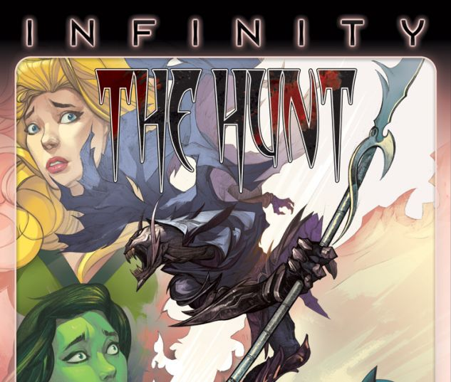INFINITY: THE HUNT 1 (INF, WITH DIGITAL CODE)