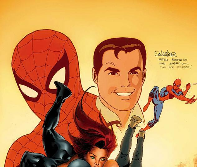 Sensational Spider-Man Annual (2007) #1