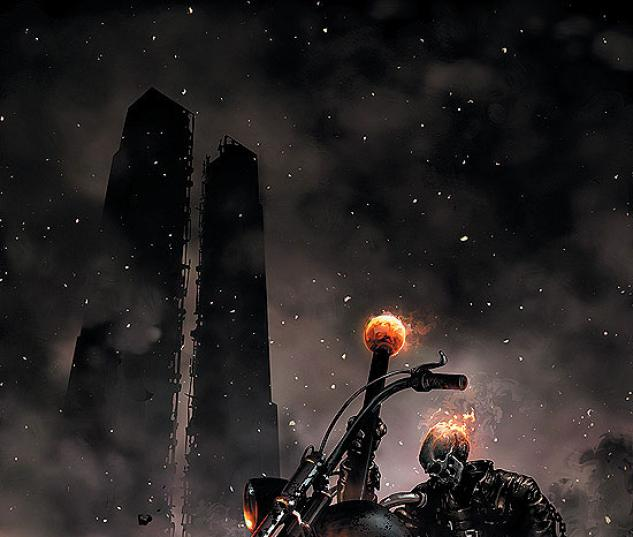 GHOST RIDER (2008) #6 COVER