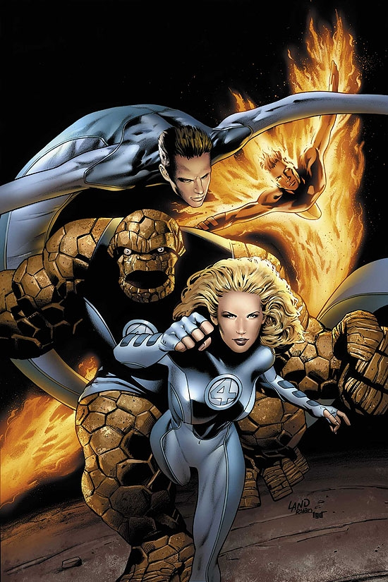 ULTIMATE FANTASTIC FOUR #21