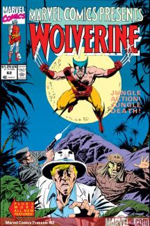 Marvel Comics Presents: Wolverine Vol. 4 (Trade Paperback)