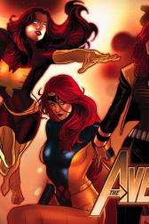 Avengers #13  (X-Men Art Variant)