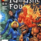 Fantastic Four (1997) #1 cover by Alan Davis