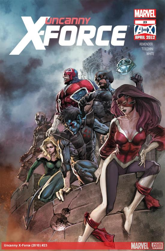 Uncanny X-​Force (2010) #23