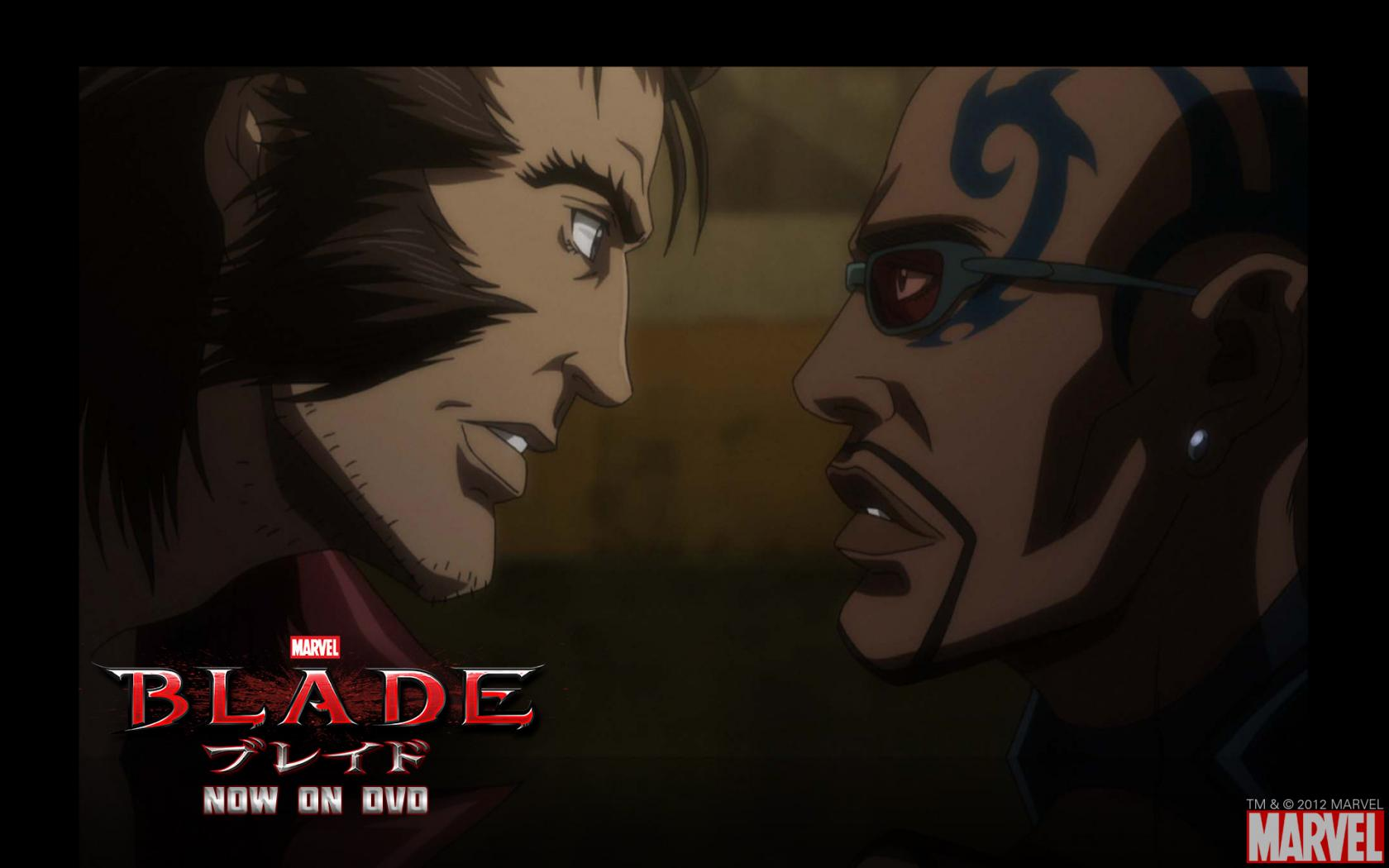 Blade Anime Series Wallpaper #4
