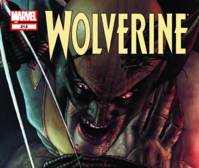 WOLVERINE 313 (WITH DIGITAL CODE)