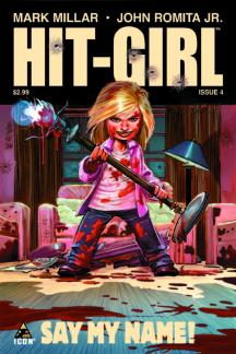 Hit-Girl (2012) #4