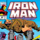 Iron Man (1968) #268 Cover
