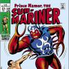 Sub-Mariner (1968) #12 Cover
