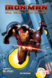 Norton/Iron Man: Will Online Evils Prevail? #1