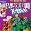 Fantastic Four vs. the X-Men (1987) #1 Cover