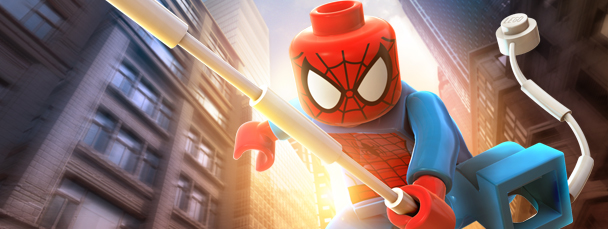 LEGO Marvel Super Heroes Concept Art &amp; Character
