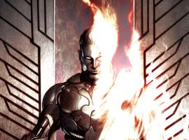 Psych Ward: The Human Torch