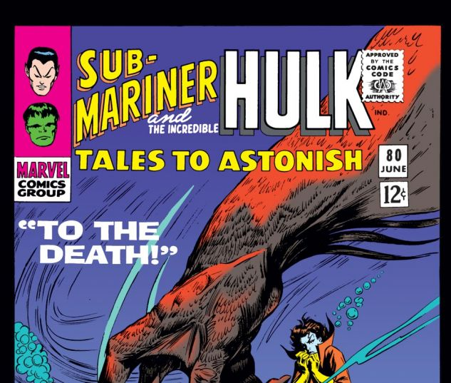 Tales to Astonish (1959) #80 Cover