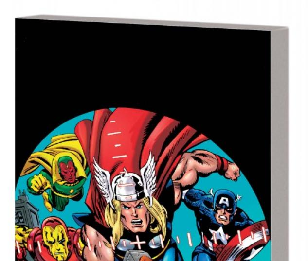 Essential Avengers Vol. 7 (Trade Paperback)