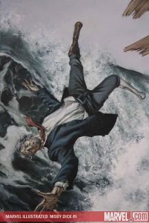 Marvel Illustrated: Moby Dick (2007) #5