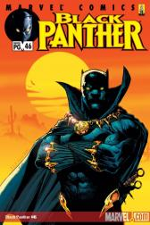 Black Panther #46 