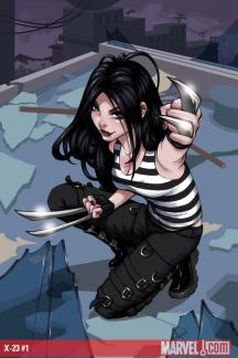 X-23 (2010) #1