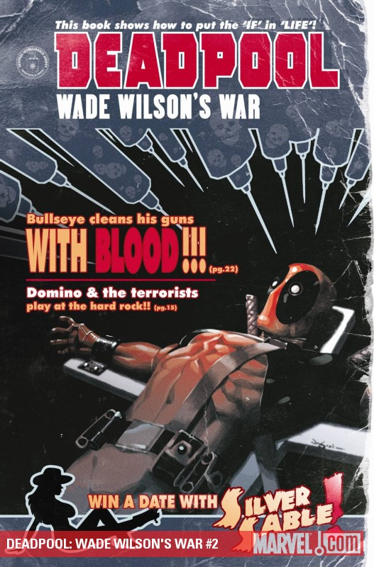 Deadpool: Wade Wilson's War (2010) #2