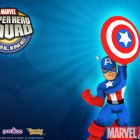 Super Hero Squad Online Spotlight: Captain America