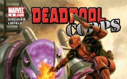 Deadpool Corps #5 cover by Rob Liefeld