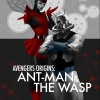 Avengers Origins: Ant-Man &amp; The Wasp cover