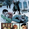 Defenders (2011) #4 preview art by Michael Lark
