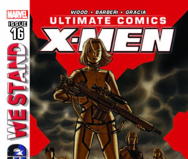 ULTIMATE COMICS X-MEN 16 (WITH DIGITAL CODE)