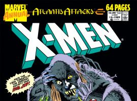 X-Men Annual (1970) #13 Cover