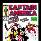 Captain America (1968) #337 Cover