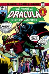 Tomb of Dracula #51 