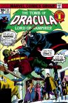 Tomb of Dracula (1972) #51 Cover