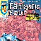 Fantastic Four (1997) #7 Cover