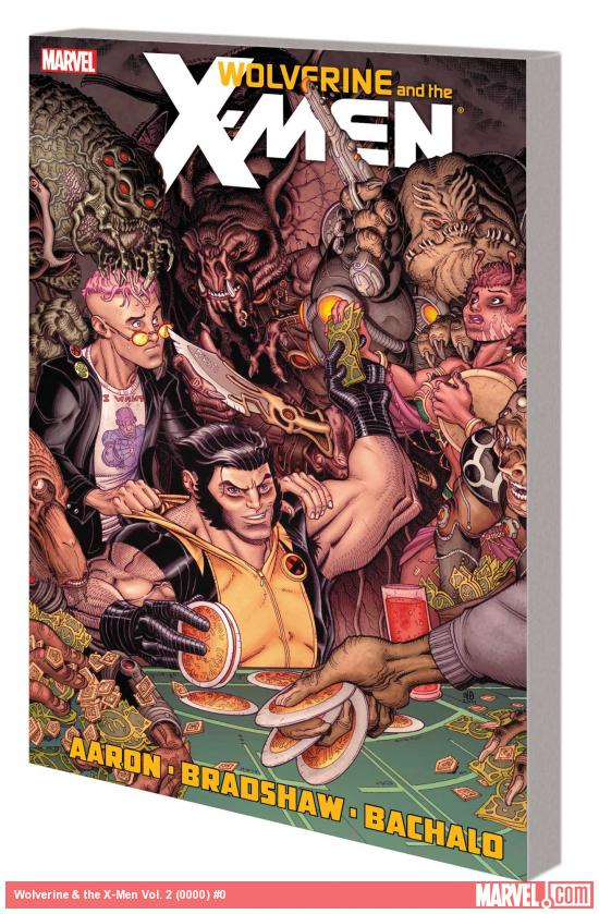 WOLVERINE & THE X-MEN BY JASON AARON VOL. 2 TPB