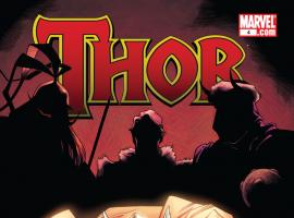 Cover Thor (2007) #4