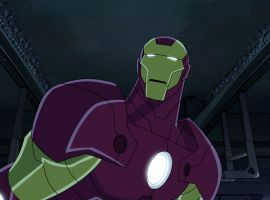 Iron Man returns to animation in Marvel's Avengers Assemble